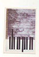 Carte Postale Festival Chopin - Illustrée Affiche Année 1965 - Francia