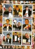 Tajikistan ** & 55th Anniversary Of The Cannes Film Festival 2002 (765) - Tajikistan