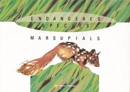 AUSTRALIA TELECOM Endangered Species Mint Pack - Telefoonkaarten