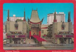 California Hollywood World Famous Chinese Theatre