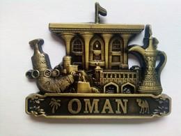 Oman - Tourismus