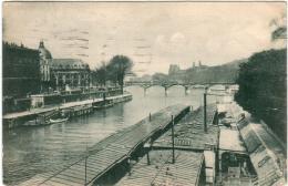 4PG 141. PARIS - BRAS DE LA MONNAIE - LE PONT DES ARTS - Unclassified