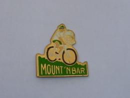 Pin's VELO MOUNT'N BAR - Cycling