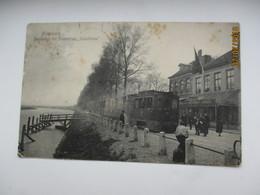 MIDDELBURG VIA VLISSINGEN GRAVENHAGE TO BRITISH GUIANA PARAMARIBO GEORGETOWN AANKOMST DER STOOMTRAM WALCHEREN , TRAM , 0 - Middelburg