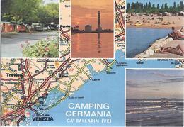 Camping Germania - Ca Ballarin - Panorama  - Mehrbild (6)   - (V-4-804) - Venezia