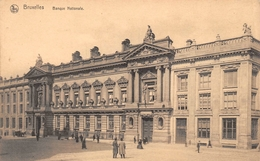 Bruxelles - Banque Nationale - Non Circulé - Monuments, édifices