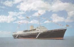H.M.Y. BRITANNIA - Ships