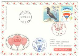 4525 - BALLONPOST - Airmail