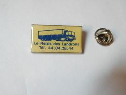Beau Pin's , Transport Camion , Restaurant Routiers , Le Relais Des Landrons , Espaubourg , Oise - Transportation