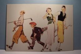 RENE VINCENT  - GOLF  -  HANDICAP  ENFIN - Golf