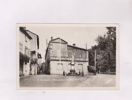 CPM PHOTO DPT 82 ST ANTONIN ,MONUMENT ET HOSPICE - Saint Antonin Noble Val