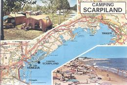 Camping Scarpiland - Venetien -  Mehrbild (3)  - (V-4-835) - Venezia