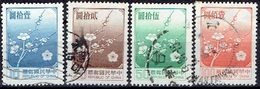 TAIWAN #   FROM 1979 STAMPWORLD 1284-87 - 1945-... República De China
