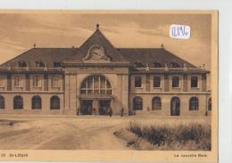 CPA-12196-68- St Louis -La Nouvelle Gare - Saint Louis