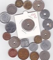 Lot De 20 Pièces De Monnaies Divers Voir Photo - AB03 - Vrac - Monnaies