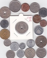Lot De 20 Pièces De Monnaies Divers Voir Photo - AB01 - Vrac - Monnaies