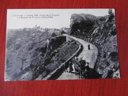 D 15 - Vallée De La Truyère - Le Rocher De Frirou à Chaliers - France