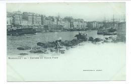 13/ BOUCHES Du RHONE...MARSEILLE. Entrée Du Vieux Port - Vieux Port, Saint Victor, Le Panier
