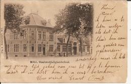 Moll - Staatsweldadigheidsschool 1905  (Geanimeerd) - Mol