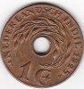 Indonésie 1 Cent 1945 - Indonésie