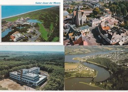 50 Vues Aeriennes---france---cpm Couleur - Postkaarten