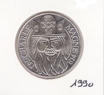 100 Frs 1990 Charlemagne Argent - France