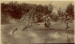 REAL PHOTO BRITISH ARMY    INDIA INDIA INDIEN - India