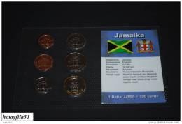 KMS - JAMAIKA / 6W - 10 Cent Bis 20 Dollars  - Kompl. Ausg. - Jamaica