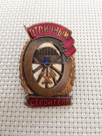 Soviet Union Period Russia Builder Award - Russia