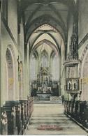 004128  Spittal An Der Drau - Inneres Der Pfarrkirche - Spittal An Der Drau