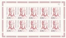 BRD, Nr. 1498 Kleinbogen**  (Za) - [7] République Fédérale