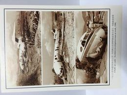 1988 CAAC Air Crash, HONG KONG POSTCARD - Cina (Hong Kong)