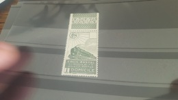 LOT 405600 TIMBRE DE FRANCE NEUF** N°176 - Paketmarken
