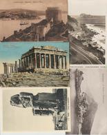N  13   Lot 100 CPA    Différentes   Etrangères - Postcards