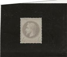 TIMBRE NAPOLEON III LAURE - N° 27 NEUF SANS GOMME -ANNEE 1863 -COTE : 90 € - 1862 Napoleon III