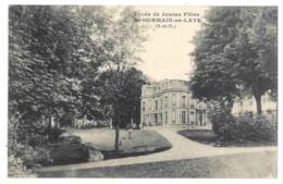 78 Saint Germain En Laye, Lycée De Jeunes Filles (4361) (2) - St. Germain En Laye