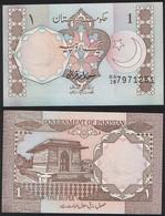 Pakistan P 27 - 1 Rupee 1983 - UNC - Pakistan