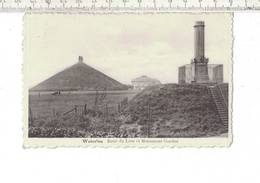 47296 - WATERLOO BUTTE DU LION ET MONUMENT GORDON - Waterloo