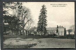 CPA - REVIGNY SUR ORNAIN - Château De La Giraudière - Revigny Sur Ornain