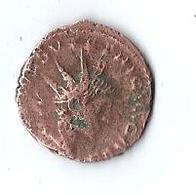 Monnaie Romaine Tétricus II Antoninianus - 5. L'Anarchie Militaire (235 à 284)