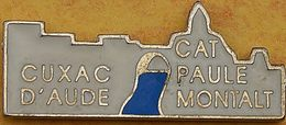 DD..776............ECUSSON......CUXAC  D AUDE............. Département De L'Aude En Région Occitanie. - Villes