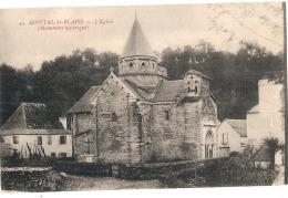 ***  85  ***  HOPITAL ST BLAISE  L'église - Neuve TTB - Autres Communes