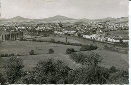 004160  Hünfeld - Südl. Stadtteil  1956 Mit Zugstempel - Hünfeld