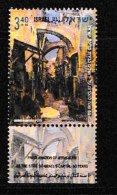 ISRAEL, 1999, Mint Never Hinged Stamp(s), Jerusalem Capital, M1536,  Scan 17157, With Tab(s) - Israel