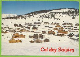Col Des Saisies - HAUTELUCE - Vue Aérienne - Autres Communes