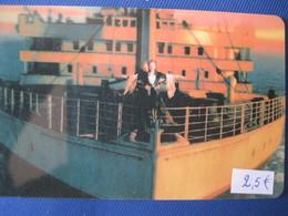 """Télécarte Amerique """"le Titanic"""" - Phonecards"""