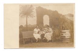 5480 REMAGEN - ROLANDSWERTH, Rolandsbogen, 1925er Drachenblut, Photo-AK 1934 - Remagen
