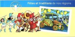 C25 - FRANCE N° C578 FETES ET TRADITIONS DE NOS REGIONS - Markenheftchen