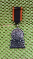 Medaille / Medal - Medaille  Nederland  -  1E Sprookjestocht Nieuw Leusen 12-4-1969 - Sports