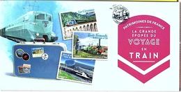 C27 - FRANCE N° BC999 PATRIMOINE DE FRANCE VOYAGE EN TRAIN - Booklets